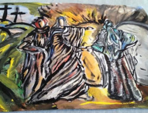 """Concurs național de artă plastică """"Hristos a Înviat!"""" ediția a VIII-a 2016"""